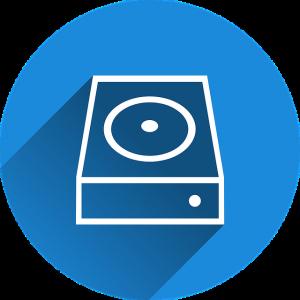 Nas-Festplatte