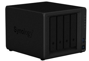 Synology_DS918+Festplatte