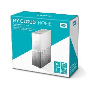 WD My Cloud Verpackung